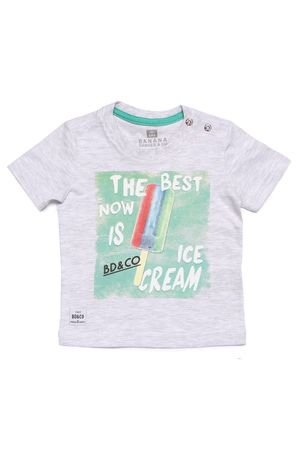 CAMISETA BÁSICA ICE CREAM