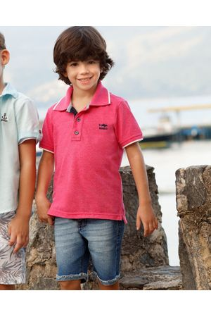 CONJUNTO POLO PIQUET SHARK