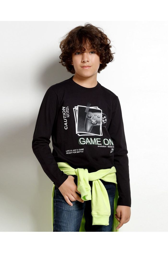 Camiseta Game On