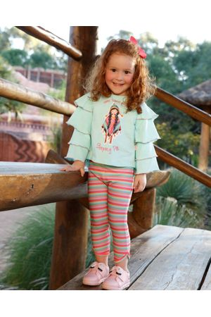 CONJUNTO BATA E LEGGING TRAVEL