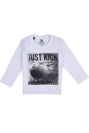 CAMISETA JUST KICK