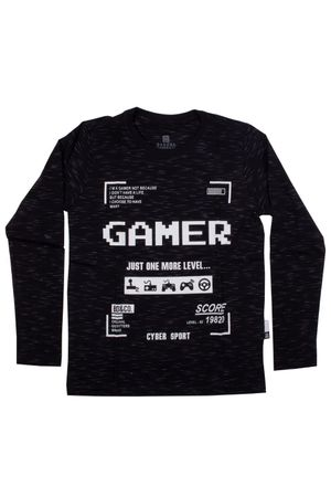 CAMISETA BÁSICA GAMER