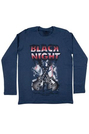 CAMISETA BLACK NIGHT