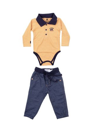 Conjunto Body Polo Road Trip