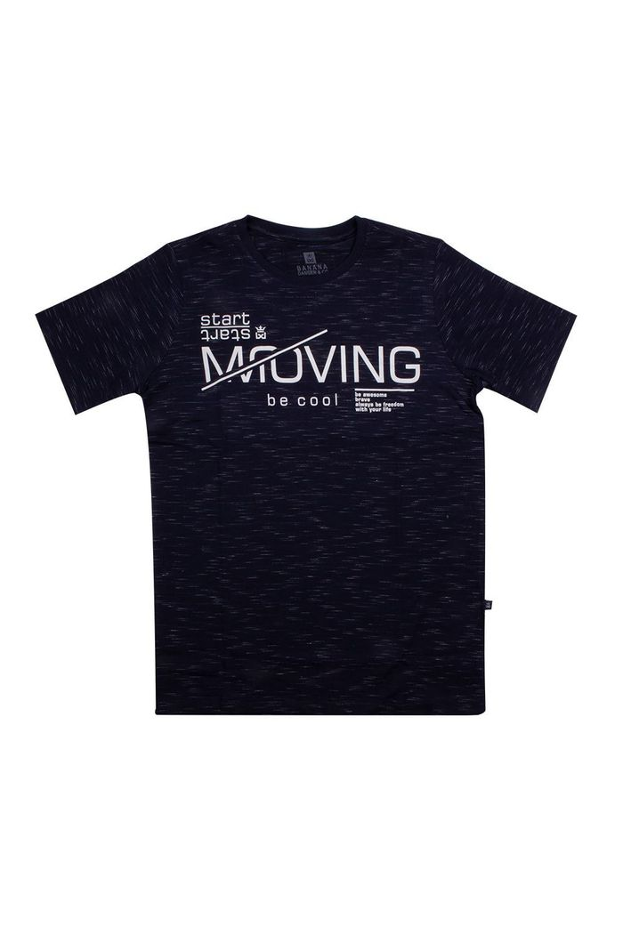 Camiseta Basic Flamê Moving