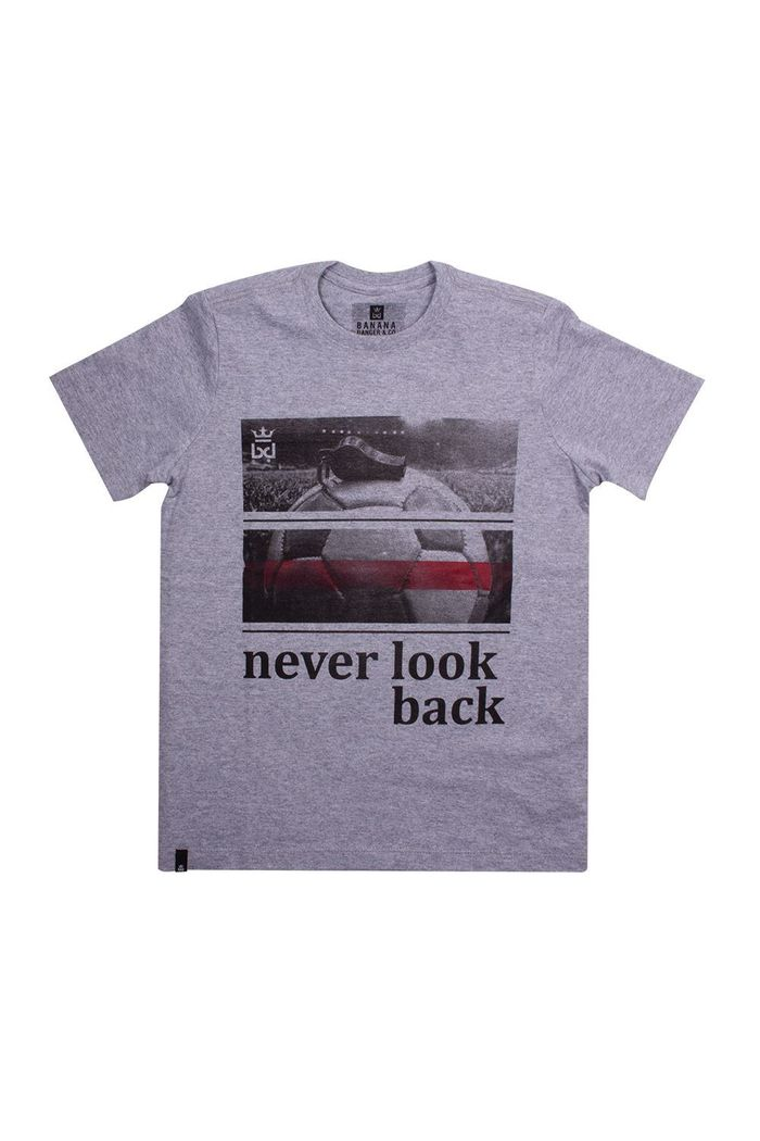 Camiseta Basic Never Look