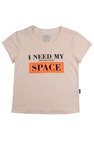 Blusa Baby Look Space