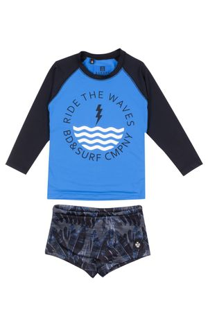 Kit Beach Wear Waves