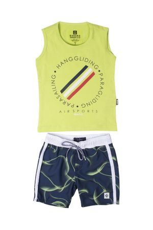 Conjunto Regata Microfibra Air Sports