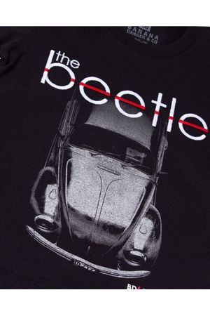 Conjunto Camiseta Moletinho The Beetle