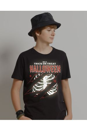 Camiseta Halloween Costela