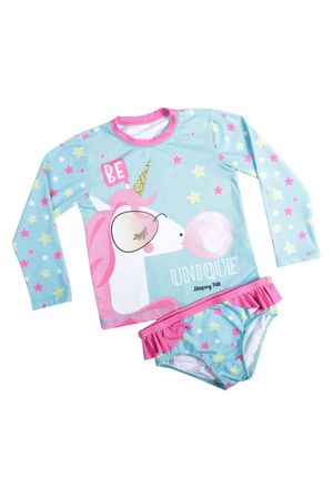 Kit Beachwear Unicornio