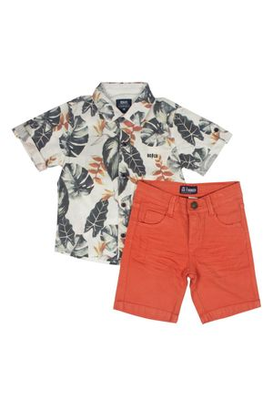 Conjunto Camisa Cool Summer