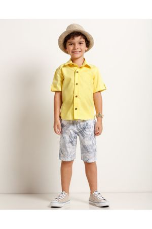 Conjunto Camisa Resort