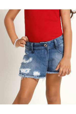 Shorts Saia Jeans Rock