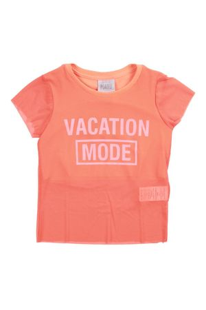 Blusa Baby Look Vacation
