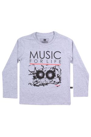 Camiseta Music For Life