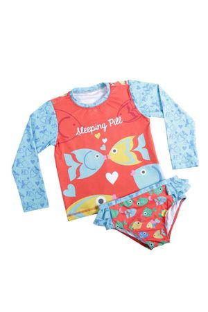 Kit Beachwear Little Fish