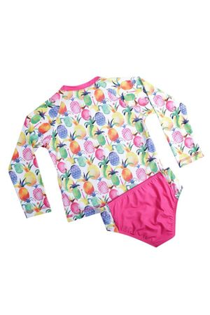 Kit Beachwear Abacaxi Tropical