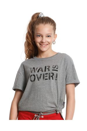Blusa Oversized War Is Over