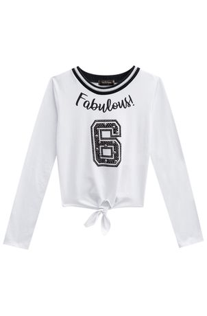 BLUSA TEEN VIC&VICKY FABULOUS