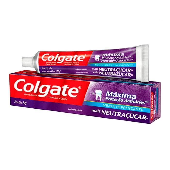 Creme Dental Terapeutico Colgate Neutracucar 70g
