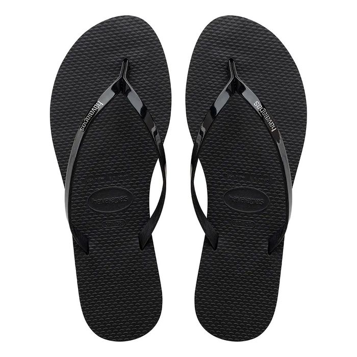 Sandalia Havaianas You Metallic Preto 37/38
