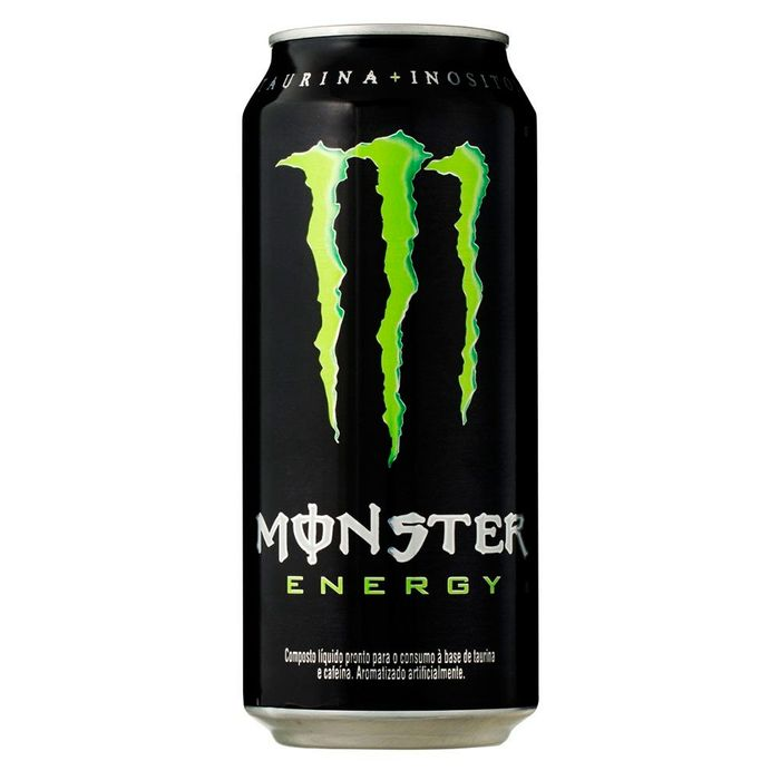 Energetico Monster Lata 473ml