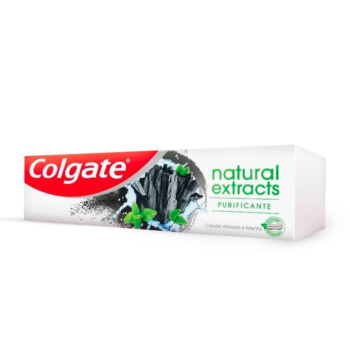 Creme Dental Colgate Natural Extracts Purificante 90g