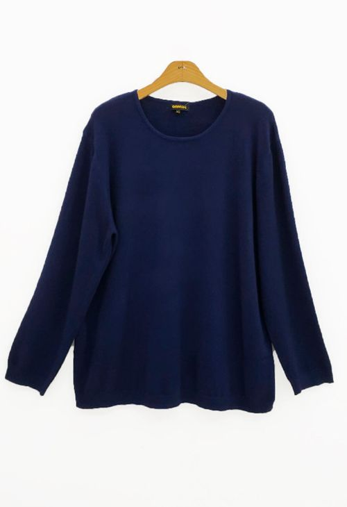 Blusa Plus Size Sweater Comfort