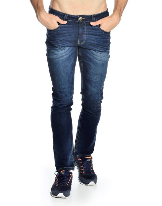 CALCA SLIM JEANS