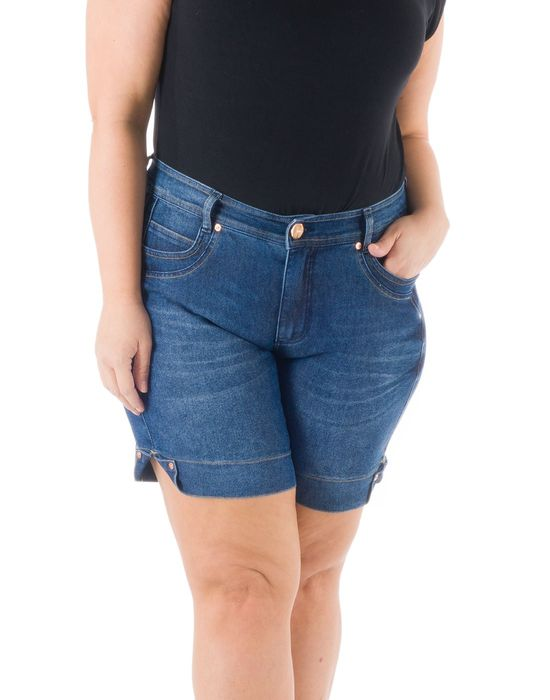 Shorts Plus Size Jeans