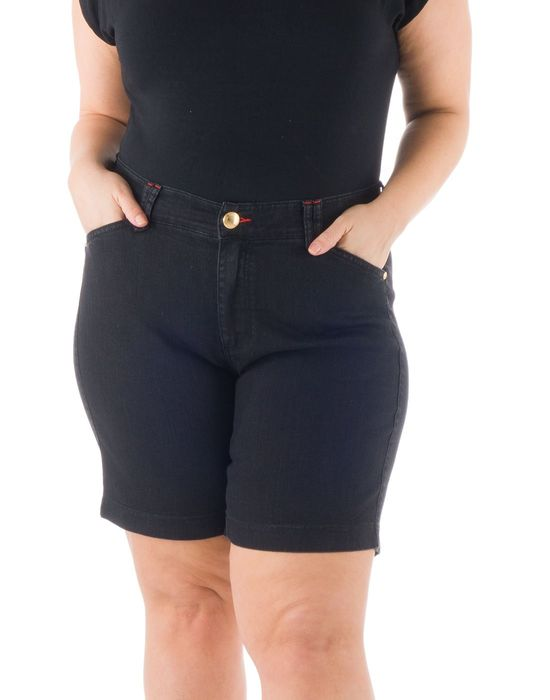 SHORTS SPECIAL BLACK JEANS