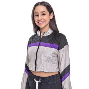 Jaqueta Teen Cropped