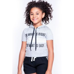 Blusa Kids Com Estampa