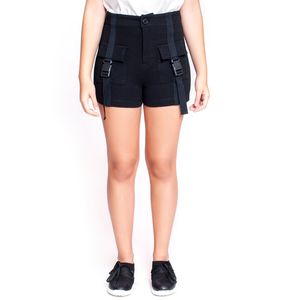 SHORT TEEN COM FIVELA