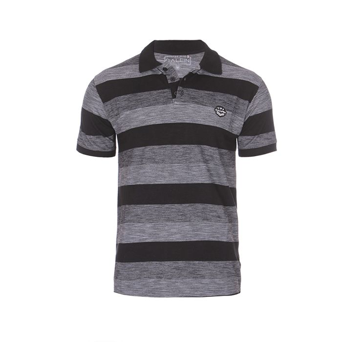 Camisa Polo M/c Piquet Ogus Patch Lateral