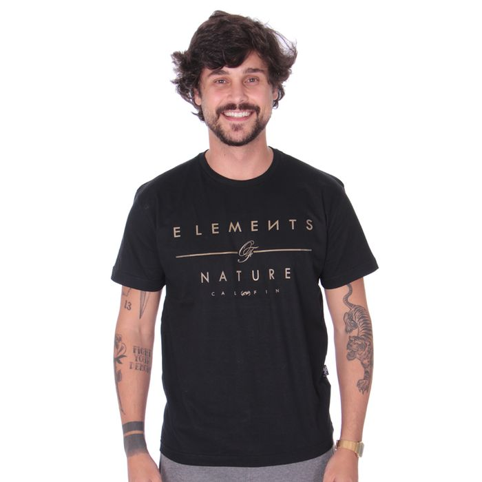 Camiseta Calfin Elements Of Nature
