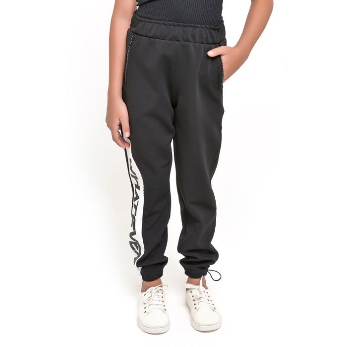 Calça Jogger Kids Amofany Whatever