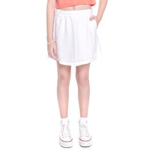 Short Saia Kids Amofany Viscose Bicolor